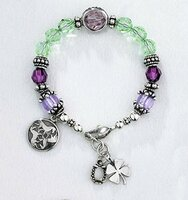 Lucky Celtic Horse Bracelet