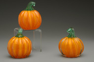 micro pumpkin, orange