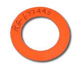 "RG-633240    OIL FILLER CAP GASKET..CONTINENTAL IO-360, TSIO-360, LTSIO-360 (1/16"" X 2-5/16"" X 1-1/2"")"