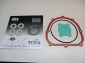AEC470-T2S Gasket Set, 470 w/ Silicone Rkr Cover Gasket