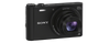 Sony DSC-WX350 Compact Camera with 20x Optical Zoom Black