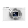 Sony DSC-WX500 Compact Camera with 30x Optical Zoom White