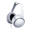 Sony MDR-XD150 Hi-Fi Headphones, White