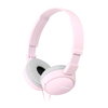 Sony MDR-ZX110AP Headphone with Smartphone Mic & Control, Pink