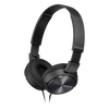 Sony MDR-ZX310 Headphone, Black