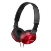 Sony MDR-ZX310 Headphone, Red