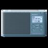 Sony XDR-S41D Portable DAB/DAB+ Radio, Blue