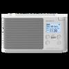 Sony XDR-S41D Portable DAB/DAB+ Radio, White