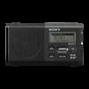 Sony XDR-P1DBP Pocket DAB/DAB+Radio, Black