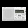 Sony XDR-P1DBP Pocket DAB/DAB+Radio, White