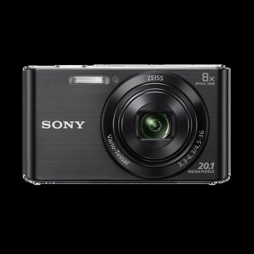 Sony DSC-W830B Compact Camera with 8x Optical Zoom Black
