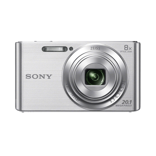 Sony DSC-W830S Compact Camera with 8x Optical Zoom Silver