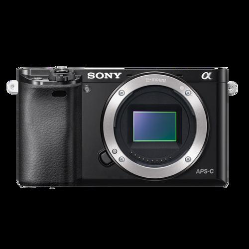 Sony ILCE-6000B Body Black