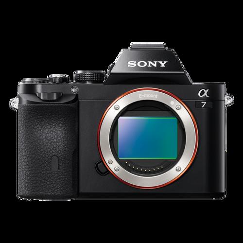 Sony ILCE-7 α7 Full-frame Body
