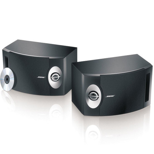 Bose 201 Direct/Reflecting Speaker System Black