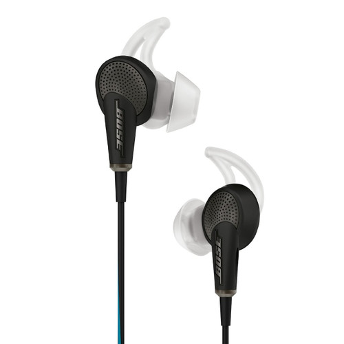 Bose QuietComfort 20 Acoustic Noise Cancelling Headphones for Samsung & Android Devices Black
