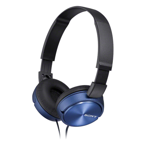 Sony MDR-ZX310 Headphone, Blue