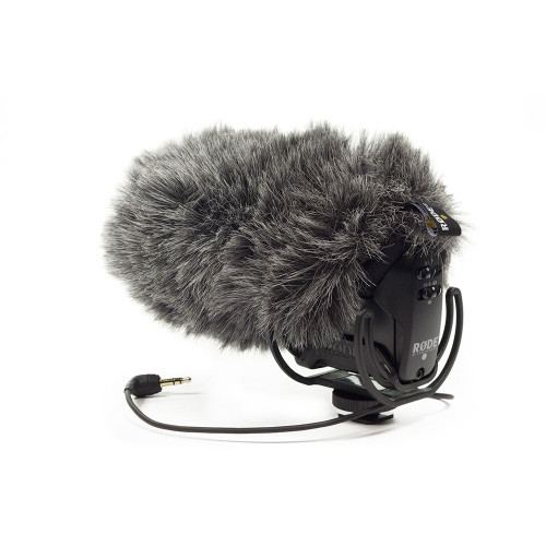 Rode DeadCat VMPR Artificial Fur Wind Shield For VideomicPro-R