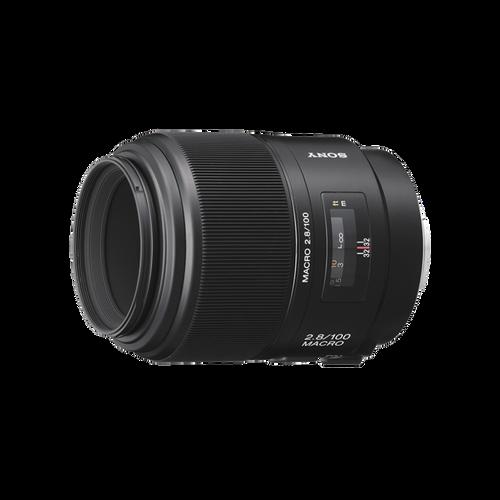 Sony SAL100M28 100mm F2.8 Macro Lens