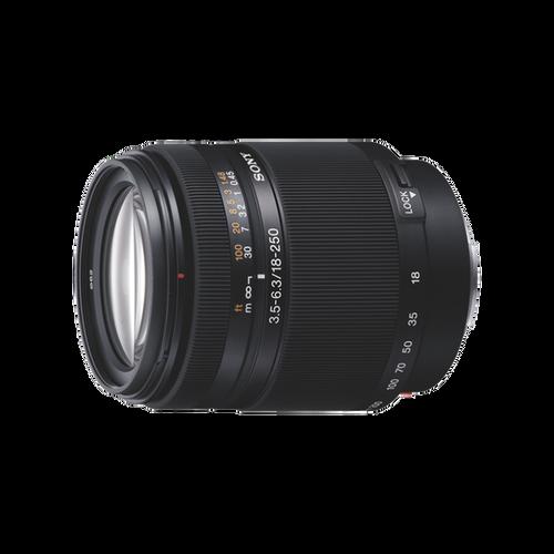 Sony SAL18250  DT18-250mm F3.5-6.3 Lens