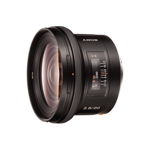 Sony SAL20F28 20mm F2.8 Wide-Angle Lens