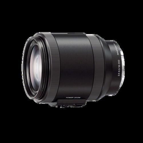 Sony SELP18200 E PZ 18-200mm F3.5-6.3 OSS