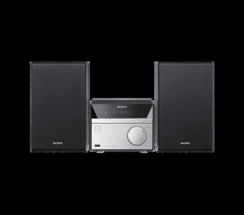 Sony CMT-SBT20B Hi-Fi System with DAB/ Bluetooth