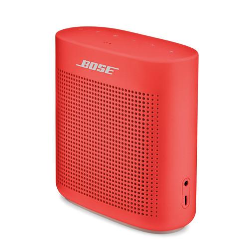 Bose SoundLink Color Bluetooth Speaker II, Red