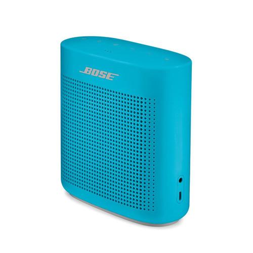 Bose SoundLink Color Bluetooth Speaker II, Blue