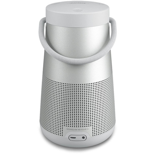 Bose SoundLink Revolve+ Bluetooth Speaker, Lux Grey