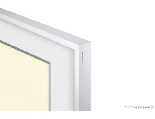"""Samsung VG-SCFM43WM Customisable White Bezel for The Frame 43"""" TV"""