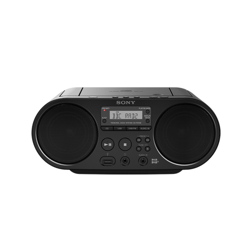 Sony ZS-PS55B CD Boombox