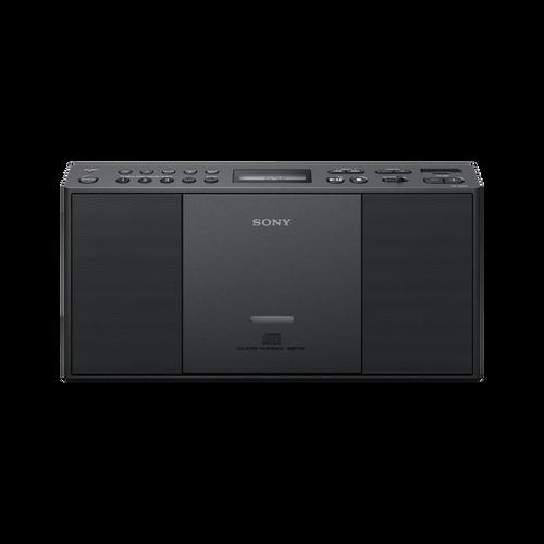 Sony ZS-PE60 CD Boombox, Black