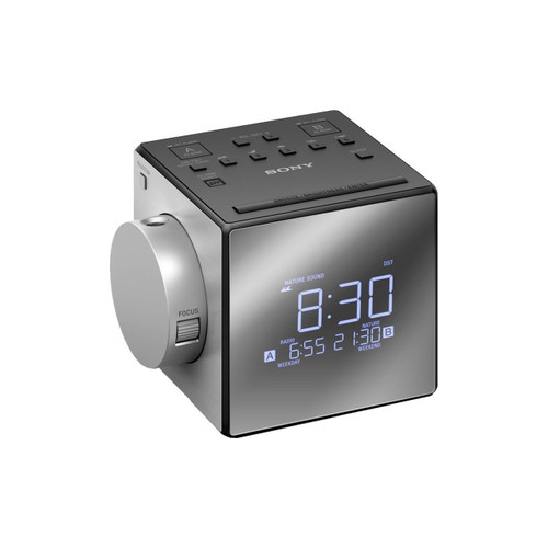 Sony ICF-C1PJ Alarm Clock Radio With Projector