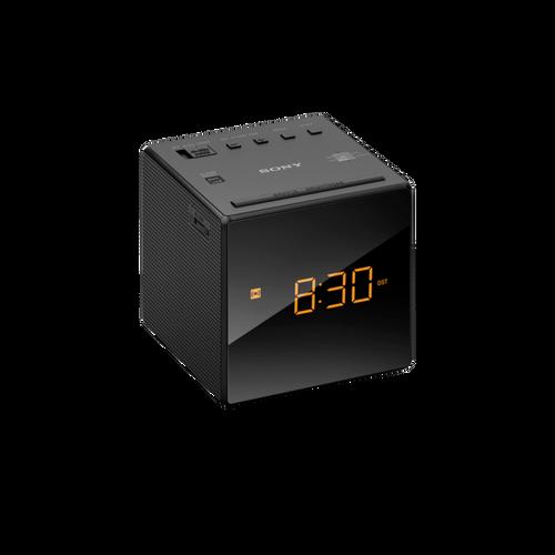 Sony ICF-C1 Alarm Clock Radio, Black