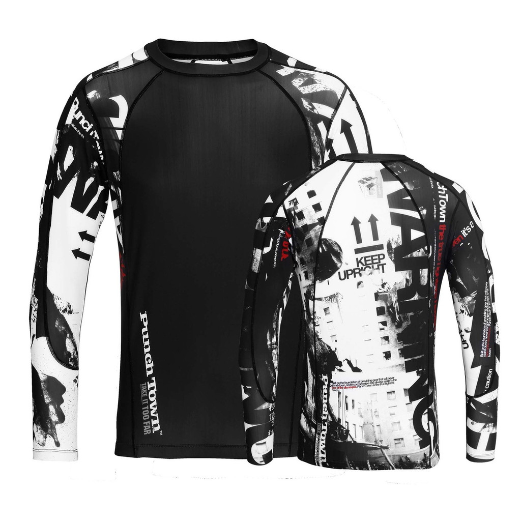 The Apocalypse Long Sleeve Rashguard