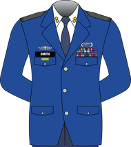 Bandshope Grayson Officer Service Dress Jacket pre-order (includes shipping)