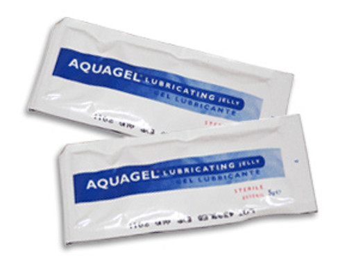 aquagel lubricant gel
