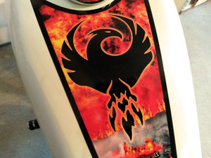 The Phoenix    -   Tank  decal
