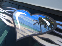 Tribal Heart  -  Beach