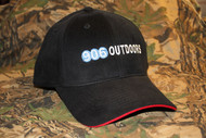 906 Outdoors Hat - Black