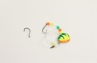 RJ Lures Crawler Harness - Fire Tiger