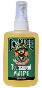 Dr. Juice Tournament Scent - WALLEYE