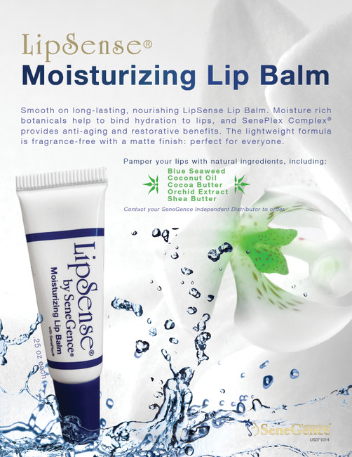 LipSense LIP BALM {IN STOCK} Will heal your lips!