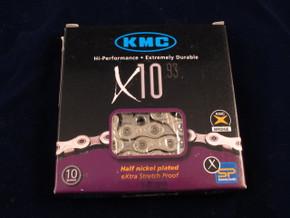 KMC X10 10 Speed Chain