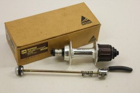 NIB Suntour XC Comp Rear Hub: 7-Speed MicroDrive, 32H