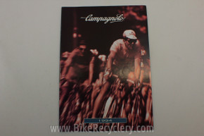 1994 Campagnolo Product Range Catalog: 30 Pages MINT