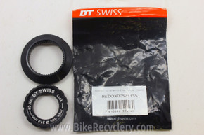 DT Swiss Centerlock to 6-Bolt IS Disc Brake Adapter NEW