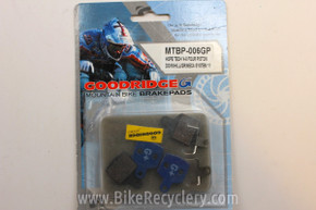 Goodrich Brake Pads- Hope Tech Grimeca 4 Piston (pair)