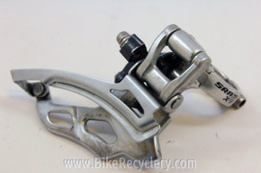 Sram X-9 Front Derailleur: 31.8mm, Bottom Swing, Top Pull